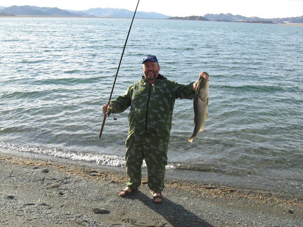 рыбалка на байкале летом дикарем